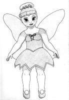 Tinkerbell doll by Flopjack