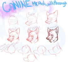 "canine head ""walkthrough"" by sexy-seductress-wolf"
