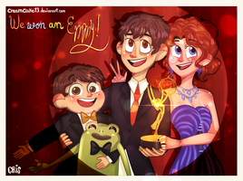 OTGW won an Emmy!~ by creamcake13