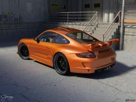 Porsche 911 GT3 Tuned 2 by cipriany