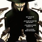 V for Vendetta by DarroldHansen