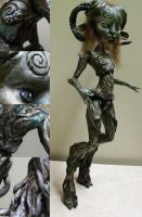 SOLD: OOAK MH PAN'S LABYRINTH Faun mod by mourningwake-press