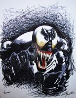 SS Series 3 - Venom by NoxPsycho