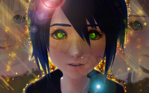 Xion :This is who I am ..: by Paperimage