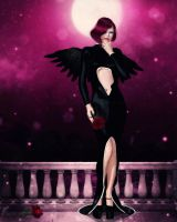 Sultry Seraph by RavenMoonDesigns