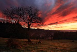 Inferno in Heavens by FlorentCourty