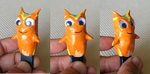 Slugterra Burpy USB by chaitanyak