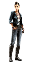 Watch Dogs Clara Lille Icon by SlamItIcon