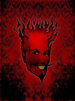 Satanica - Homage - by bloodsoakedgraphics