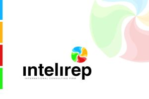 Intelirep - Logo Design by Alneo