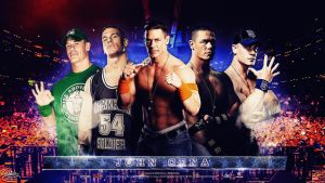 JOHN CENA ~ HD Wallpaper by MhMd-Batista