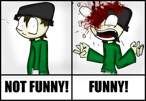 Funny, not funny by Aggrotard