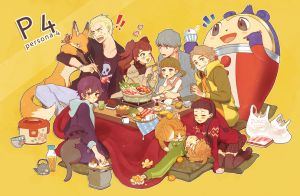 Persona 4:: Nabe by kissai