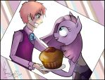 pikabu's cake by Grey-Sweet