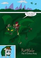 Ponytale~ The Everfree Pony (page 1) by MysticM