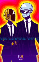 together music is better by dandeliar