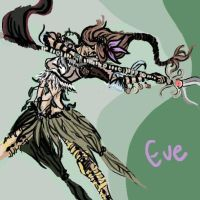 Eve from Ray Laiea by Chamfruit