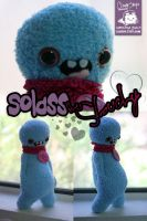 Solass the Best Friend Slouchy by cleody