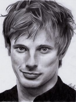 Bradley James by Macca4ever