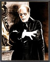Lon Chaney Color by HalloweenMAGE