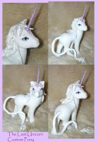 The Last Unicorn custom by PrincessAmalthea