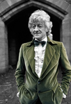 The Third Doctor by FudgeSoap