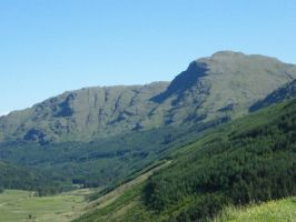 Hills, Lochs and Glens 10 by Anararion