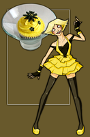 Yellow Swirl by Countess-Studios