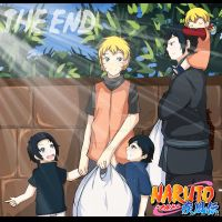 SasuNaru: Our REAL Ending by liloloveyou024