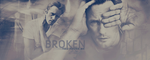 You found me broken by pixels4me