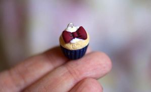 Doctor Who Inspired Cupcake by ChloeeeeLynnee97
