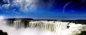 Waterfall Daydream by MindStep