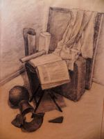 Still life study by Dor0thy