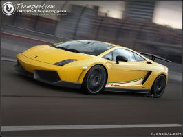 LP570-4 Superleggera by jonsibal
