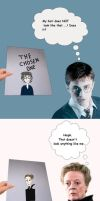 The HP People See Fan Art of Themsleves by MakingFunOfStuff