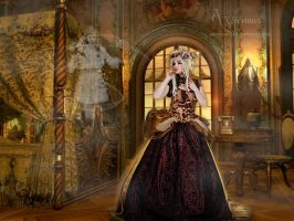 The Ghost Room by annemaria48