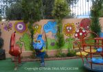 Kindergarten_Wall painting2 by delizm