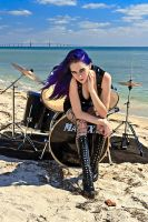 Drummer For Hire 5 by MordsithCara
