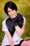 Dragon Ball Z ~ Videl's sweet side by YukinaCosplay