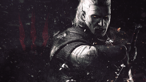 The Witcher 3 Wallpaper by Merlan