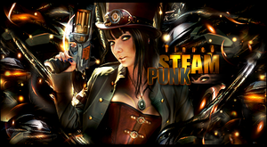 SteamPunk by Mohamed-HHs