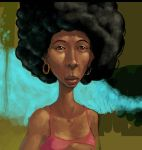 African Woman by Cgko