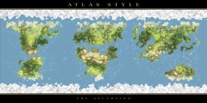 Atlas style the prequel by The-Ascension