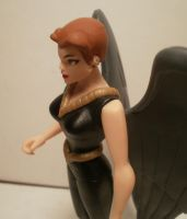 Justice Lords Hawkgirl by GeekVarietyDotCom