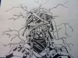 Powerslave by cynically-depressed