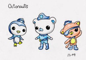 Octonauts! by ha-nata