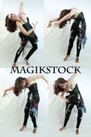 Hoodoo set4 by magikstock