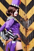 Mad Moxxi by ThelemaTherion