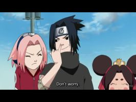 Sasuke Picks His Nose by Shippudenpro28