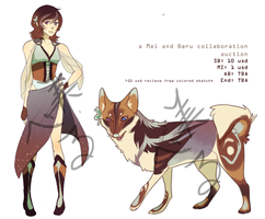 Adopt Auc-- [Closed] by Meirii
